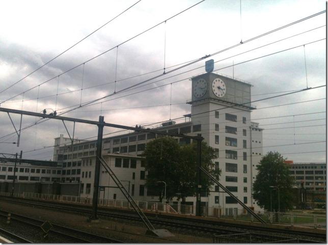 Klokgebouw Strijp-S