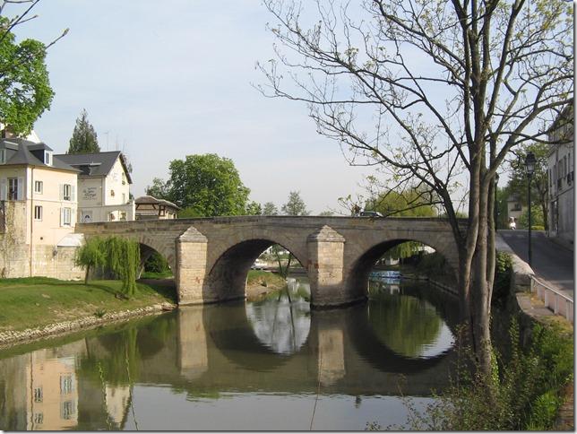 Oise in L'Isle-Adam