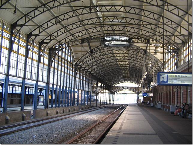 Interieur Hollands Spoor
